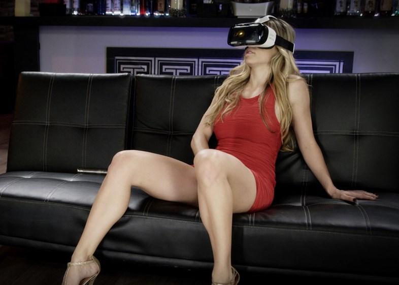 Vitual reality porn
