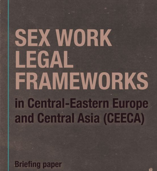 SWAN publishes its new briefing paper on Sex Work Legal